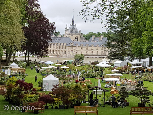 chantilly printemps 2017 1